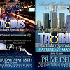 Prive Deux 5-18-13 Saturday : Taurus Birthday Spectacular | Detroit Finest Ent.