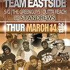 Team East at St. Andrews 3-14-13 Thursday :