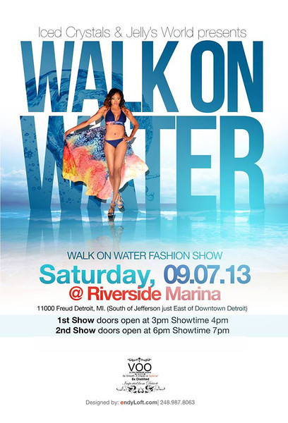 Walk on the Water Fashion Show
