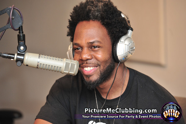 92.3 Mix FM w/ Dwele & Frankie Darcell