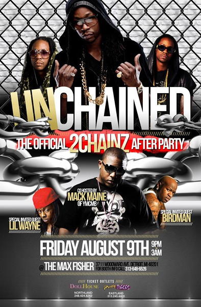 2 Chainz After Party