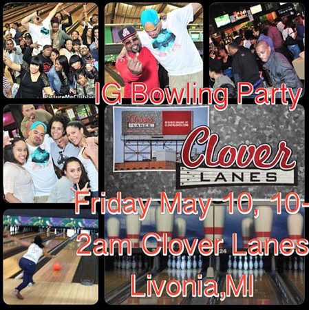 Cloverlanes 5-10-13 Friday