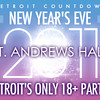 Detroit Count Down 2011 @ St. Andrews Hall : Hosted by NYEDetroit.com