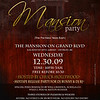 Mansion Party_12-30-09_Wednesday : Mansion Party (The Pre-New Years Bash) | DJ BJ, Endangered Creations, So Bossy Ent. & THEMRMR