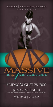 Massive Experience @ Max M. Fisher_8-28-2009_Friday