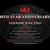 Money Ball 20112 (10 Year Anniversary) : @ XIAO Sushi Lounge