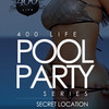 Black Men Magazine | Pool Party | Miami : Blackmens Magazine 40/40 Issue Release Pool Party | Tori B-Day Celebration
