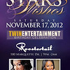Roostertail 11-17-12 Saturday : Stars Wishes (Hosted by Draya Michele and Malaysia of Vh1 Basketball Wives)  | Twin Ent., Reign Fall, Randy Ran