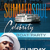 Summer Soul Celebrity Boat Party : T.Woods | Allen Iverson | Twin Entertainment