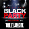The Ultimate Black Party 2012 : Twin Entertainment, Hicks Events, Amani & Marini, D-Macon, PBZ, J-Dee, Game 7, Live it Up Ent.