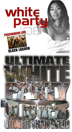 Ultimate White Party 08 @ Chene Park