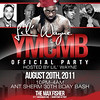 YMCMB Official After Party : Ant Sherm 30th Birthday Bash