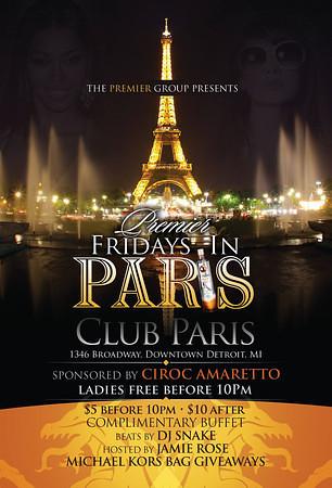 Paris 10-25-13 Friday