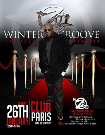 Paris 1-26-14 Sunday