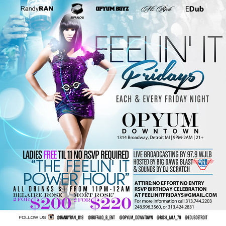 Opyum DT 5-2-14 Friday