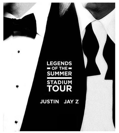 Jay Z & Timberlake