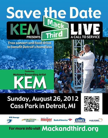 Kem's Mack and Third Live (2012)