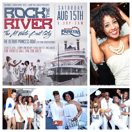 Detroit Princess 8-15-15 Saturday