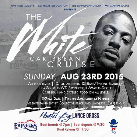 Detroit Princess 8-23-15 Sunday