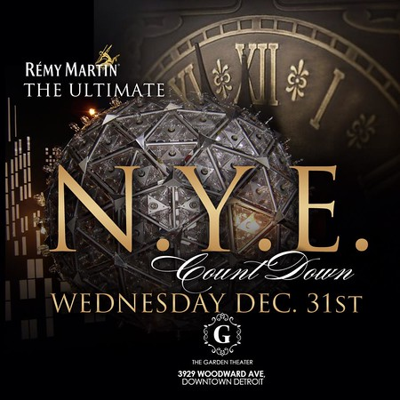 Remy's Ultimate New Year's Count Down